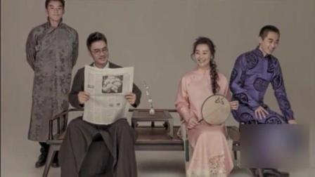林依轮庆结婚二十二周年, 全家福照颜值爆表!