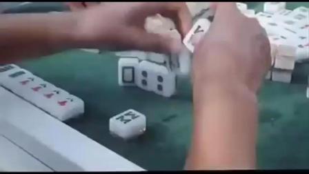 """麻将中的""""牌王""""十八罗汉, 到底现实中打牌出现的机率是多少"""