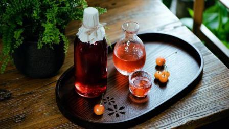 父亲节的礼物 自酿樱桃酒 62