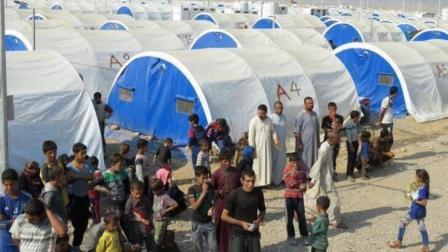 伊拉克一难民营发生752起食物中毒事件
