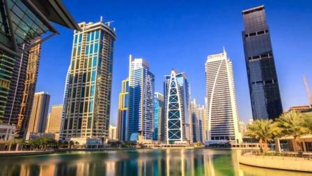 世界上第一座旋转大厦, 可以360度转动, 但一套房要2000万