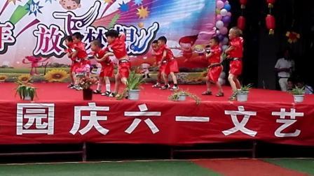 六一儿童节目 劲爆舞蹈跳起来 动作太好玩了