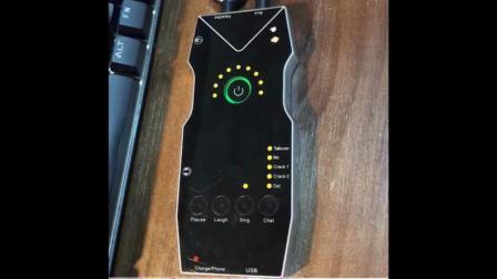 ickb so8 手机直播声卡转换器电脑声卡转接线快手唱吧全民K歌神器视频
