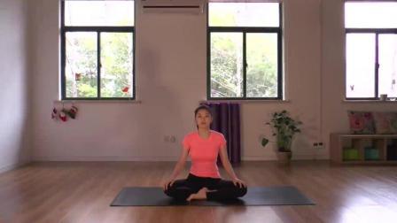 疲劳时全身舒展的瑜伽练习
