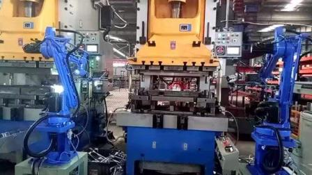机械手生产空调代替人工整条生产线95号
