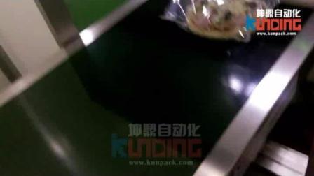 南京-披萨热收缩包装机展示