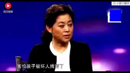 《等着我》父亲自杀母亲守寡23年! 倪萍全场痛哭说不出话