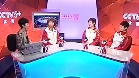 国乒做菜的都是世界冠军, 外国人是绝望的, 这就是地狱级的中国乒乓