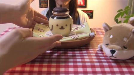 美食制作: 可爱的动画熊布丁~ 非常简单的步骤就搞定喇