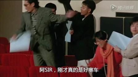 香港电影: 张国荣陪女票朱宝意参加表演结果尴尬了