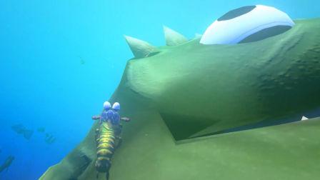 【礦蛙】海底大獵殺 海里全是1000級魚!還玩個蛋!