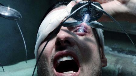 阿汤哥换眼逆转未来  5分钟看完斯皮尔伯格经典科幻片《少数派报告》