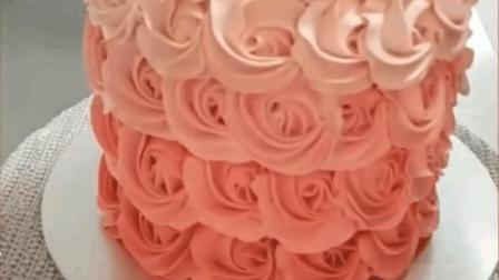 2017最满意的蛋糕装饰视频, 惊人的蛋糕装饰!