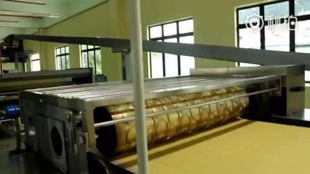 机械科技: 饼干生产线