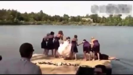 婚礼上的那些糗事精选片段