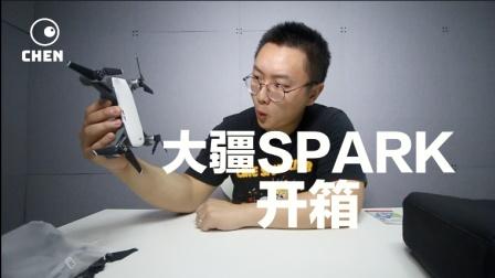 大疆Dji晓SPARK最新手势操作自拍无人机