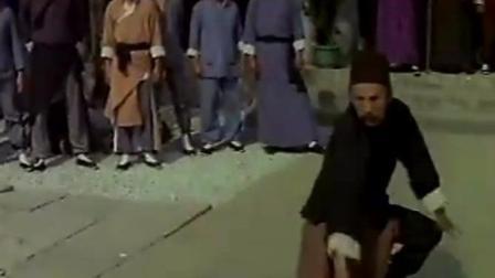 一部70年代的老电影武打片, 这样的武打片才是真正武打片