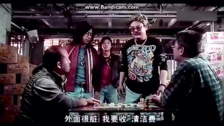 《古惑仔》陈浩南的九龙冰室都有人来收保护费, 真是脑残