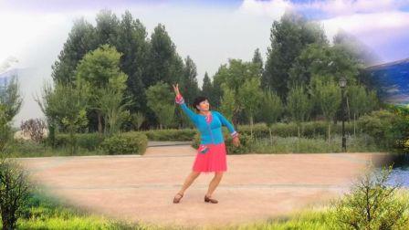 风中梅花广场舞 今夜的你又在和谁约会 编舞 杨丽萍 演示制作 梅花