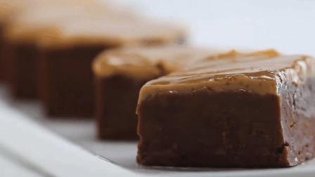 30秒学会做糖果, 花生巧克力软糖