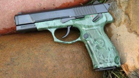 中国将军使用什么手枪? 开眼界! 看解放军将军专用手枪: 啥样子