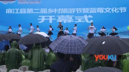 中国·麻江第二届乡村旅游节暨蓝莓文化节