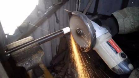 小汽车传动轴制作过程