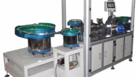 益诚设计制造接线端子2edgk5.08自动组装机