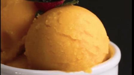 做法很简单的芒果沙冰, 味道超棒, 大家可以马着有空试下
