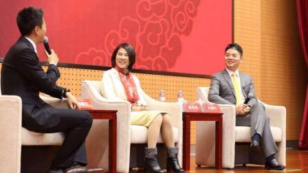 董明珠为什么笑得灿烂: 因为有了刘强东