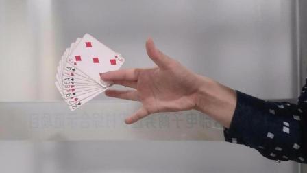 获得世界冠军的空手出牌魔术揭秘, 原来方法这么简单