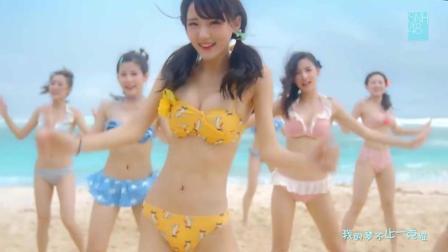 满屏比基尼! SNH48《梦想岛》性感舞蹈版MV