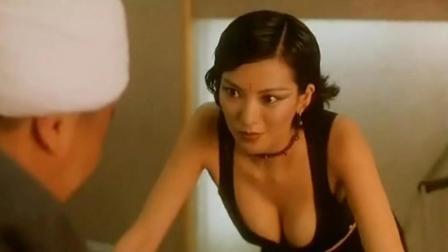 赌圣看见泰国美女赌后豪姬, 连领带都直起来了!
