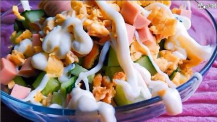 《 野兽派土豆沙拉 》一份没有双份沙拉酱的土豆沙拉不是好沙拉