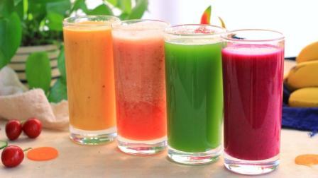 宝妈享食记 第一季 4分钟搞定4种蔬果汁制作法 44