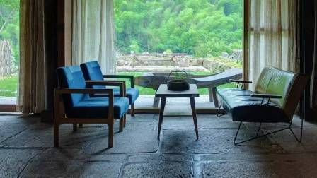 杭州一家三口 卖了2套房 在荒村盖了家民宿 130
