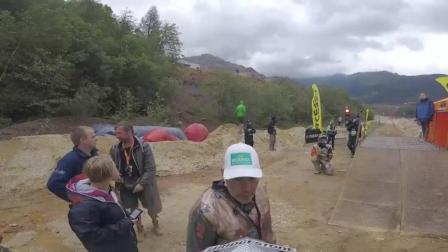 Erzbergrodeo 2017  IRON ROAD PROLOGUE WINNING RUN Ossi Reisinger