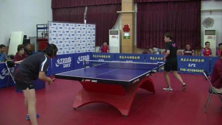 3 A组决赛_星球之翼A队(杜晶晶)vs龙星A队(潘奕谘)_2017年度开球网北京地区俱乐部联赛