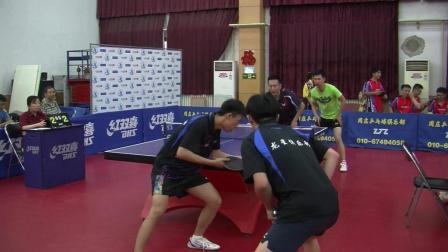 4 A组决赛_星球之翼A队(孔令昭艾伟)vs龙星A队(曹芷豪许鑫)_2017年度开球网北京地区俱
