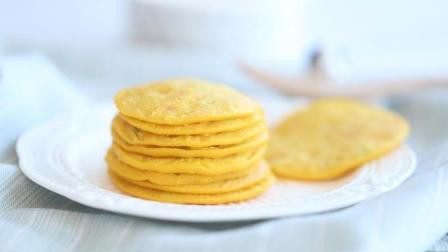 不用打发 不用油也可以做松饼 做法更简单 384