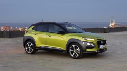 现代海外发布小型SUV Kona, 预计年底登陆中国市场