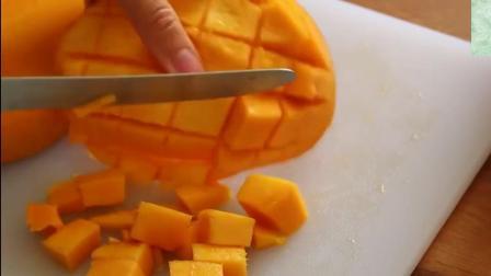 懒人版芒果慕斯蛋糕的制作方法