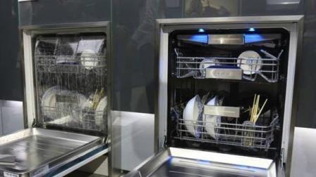 家电学堂: 西门子、海尔家用洗碗机使用视频说明书