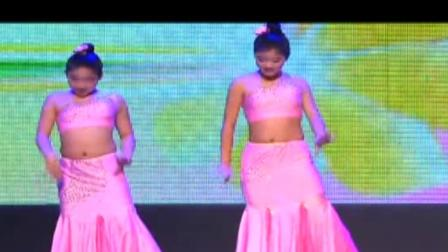 幼儿舞蹈 群舞 : 花儿  幼师先生 小舞蹈家比赛