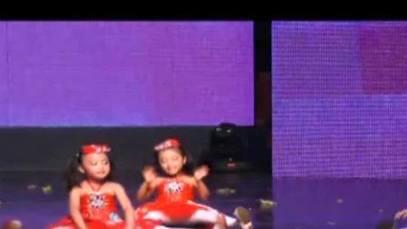 幼儿舞蹈 群舞 : 啵得啵嘚啵嘚 幼师先生 小舞蹈家比赛