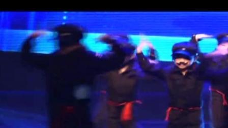 幼儿舞蹈 群舞 : 爵士舞 幼师先生 小舞蹈家比赛