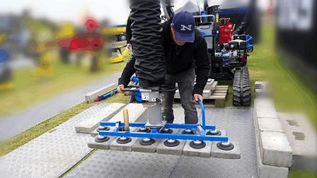 这种机械的出现, 搬砖可能真的要失业了