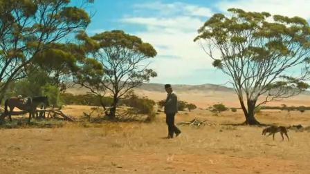 男子在沙漠里找水挖井, 这是什么原理, 一下子就找到水源