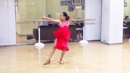 舞蹈少儿拉丁舞恰恰#我们心里的天分舞者、灵魂舞者