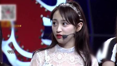 SNH48最佳人气歌手鞠婧祎现场一首歌引爆粉丝尖叫!